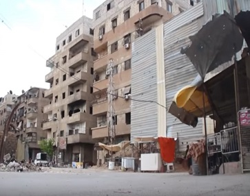 منع المهجرين الفلسطينيين من السكن في المنازل الفارغة