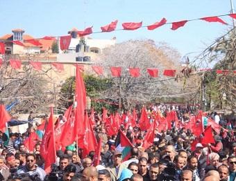 الديمقراطية تدين الهجوم الإرهابي في سيناء وتؤكد تضامنها مع مصر في مواجهة الإرهاب