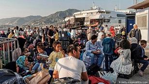 منظمة حقوقية تنتقد قانون اللجوء اليوناني الجديد