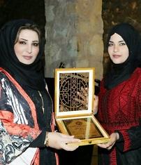الفلسطينية سلامة ضمن 100 شخصية عالمية ساهمت بنشر اللغة العربية