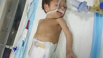 وفاة الرضيعة الفلسطينية السوريّة