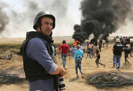مصوّرٌ فلسطيني يفوز بجائزة