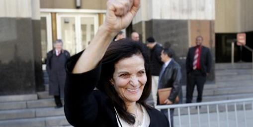 حملة إعلامية مُضادة تضامناً مع المناضلة الفلسطينية رسمية عودة