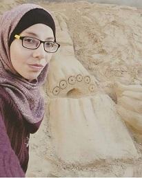 الرملاوي: منحوتاتي رسالة تجسد واقع القضية الفلسطينية
