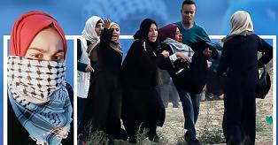 مي وجاكلين.. أن نعود إلى فلسطين بعينٍ واحدة