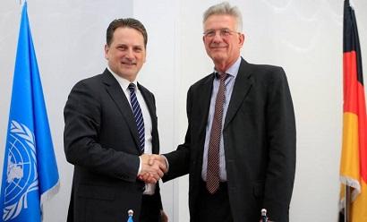 ألمانيا تتبرع للأونروا بـ10,1 مليون دولار