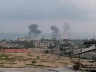 طائرات الاحتلال تستهدف أرض زراعية بصاروخ استطلاع شمال القطاع