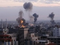 الغرفة المشتركة للفصائل الفلسطينية تنفي إطلاقها صواريخ واتصالات مصريه مكثفه لوقف عدوان الاحتلال على القطاع