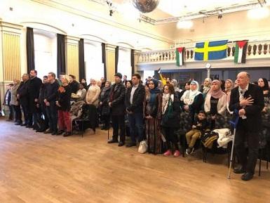 مالمو السويدية تحتضن مهرجان الشباب الفلسطيني الرابع