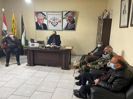 الفصائل في لبنان توجه نداءً للسفير دبّور لإنشاء وحدة عناية خاصة بمرضى