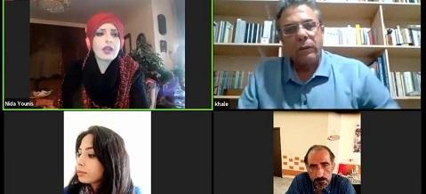 اختتام ملتقى فلسطين الثالث للرواية العربية عبر الإنترنت