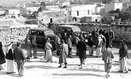 قرية صبارين المهجرة: قراءة في سجل نفوس عثماني