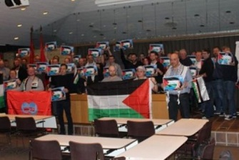 في مؤتمرها السنويّ.. نقابة عمال الدنمارك تتضامن مع فلسطين