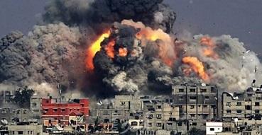 الإحصائية الأخيرة لشهداء العدوان الإسرائيلي على قطاع غزة