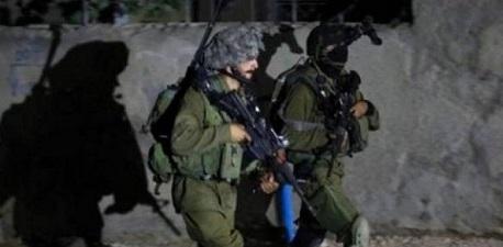 قوات الاحتلال تعتقل عدد من المواطنين من مختلف محافظات الضفة الغربية