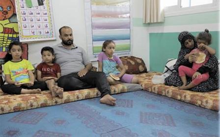 قصصٌ من العدوان.. هذه قصّة اللاجئة يافا الحامل في شهرها التاسع