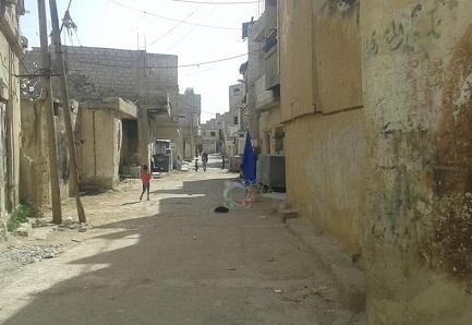 العائدون إلى مخيم درعا يطلقون نداء مناشدة لإغاثتهم والتخفيف من معاناتهم