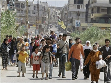 فلسطينيو سورية: إيجارات المنازل تصل إلى (150$) في سورية و(400$) في تركيا ولبنان للشهر الواحد