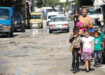 فصائل منظمة التحرير تبحث الأوضاع الأمنية والاجتماعية في المخيمات