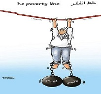 خط الفقر