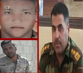 استشهاد 3 ضباط من مرتبات جيش التحرير الفلسطيني وإصابة آخرين جنوب سورية