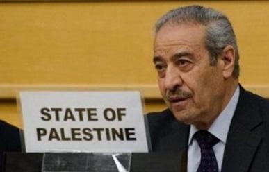 تيسير خالد: مشاركة مردخاي في مؤتمر البحرين تطرح اكثر من سؤال وعلامة استفهام